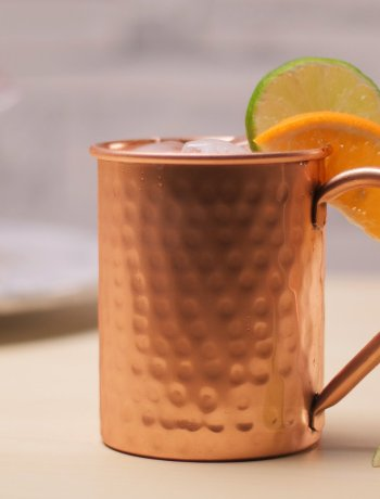 copper mugs for moscow mule