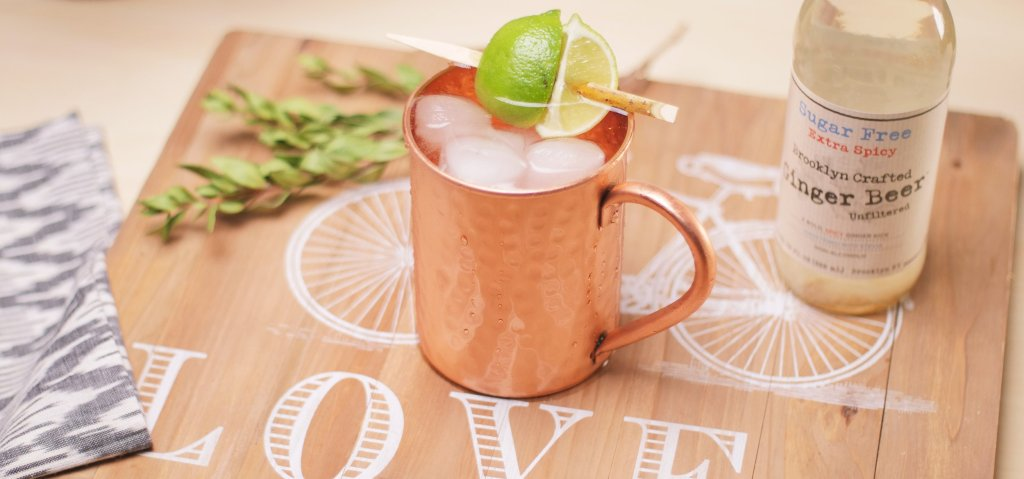 how to make moscow mule