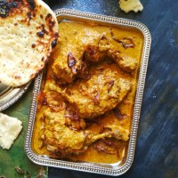 Best Afghani Style Chicken Gravy Recipe With Sheermal