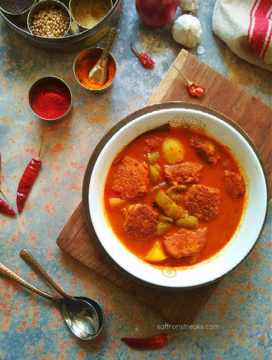 bengali fish roe curry