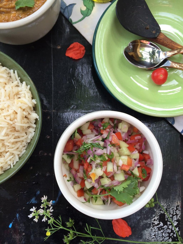 Kachumber Indian Salad Recipes