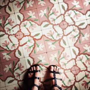 Tiles galore in #trinidad #cuba #egyptianincuba #fwis #fromwhereistand