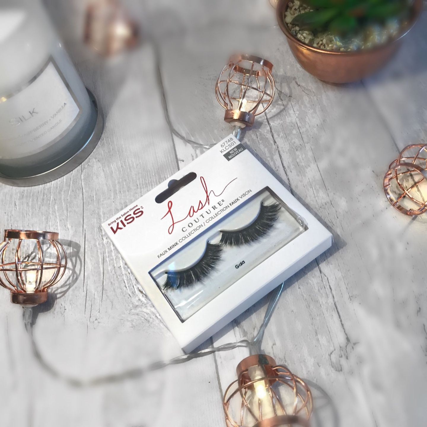 KISS COUTURE LASHES