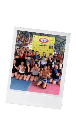mauy thai boxing thailand