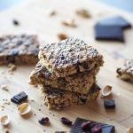 easy gluten free and vegan flapjack recipe