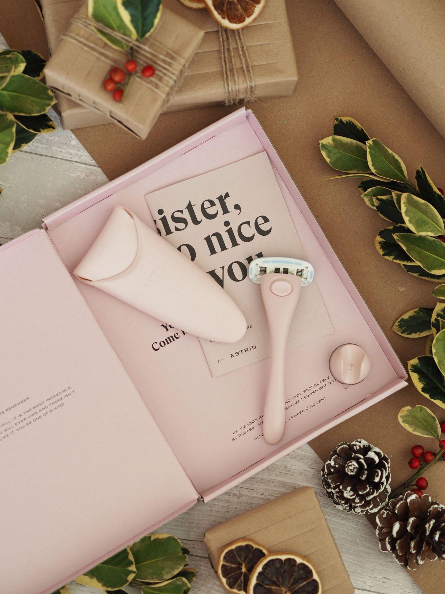Estrid - Starter Kit (Blush Pink