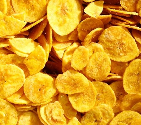 Dried Banana Slices