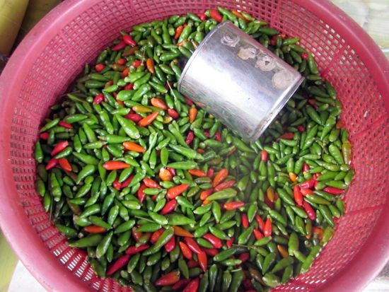 How to Cook With Bird's Eye Chiles