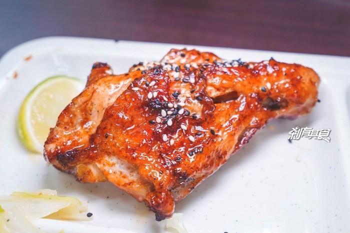 四平烤肉飯 | 台中北屯區美食 好吃炭火烤肉便當 推烤雞腿飯 烤鯖魚飯 (菜單)