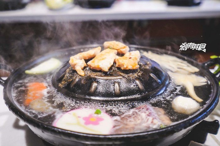 漢家園 | 台中昌平路美食 韓式燒烤鍋 火鍋燒烤兩吃 20多年老店新裝潢 (菜單)