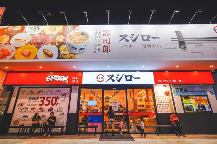 壽司郎台中漢口路店 | 台中北區美食 第3間壽司郎排隊人潮還是一樣多 (集點扭蛋實錄)
