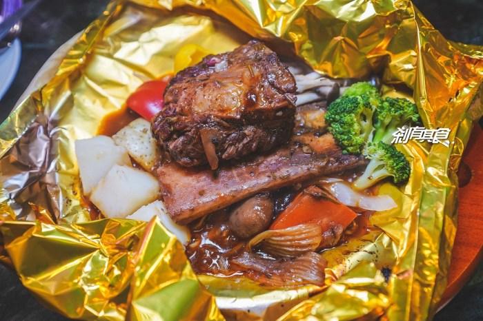 德化洋食   台中永興街美食 森川丼丼新品牌 乾咖哩漢堡排專賣店 推騷包漢堡排 金騷包帶骨牛小排