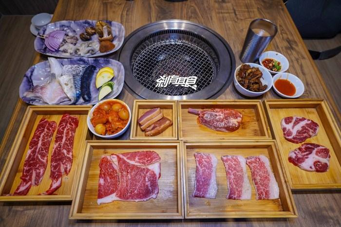 本格和牛燒肉放題 | 台中燒肉推薦 燒肉吃到飽588元起 60種食材自助吧+20款冰淇淋吃到飽(點餐攻略/菜單)