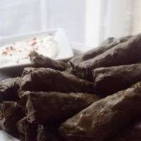 Hoe maak je gevulde wijnbladeren? ( Dolma/ Sarma)