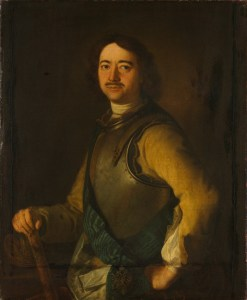 Peter the Great - Kunstkamera