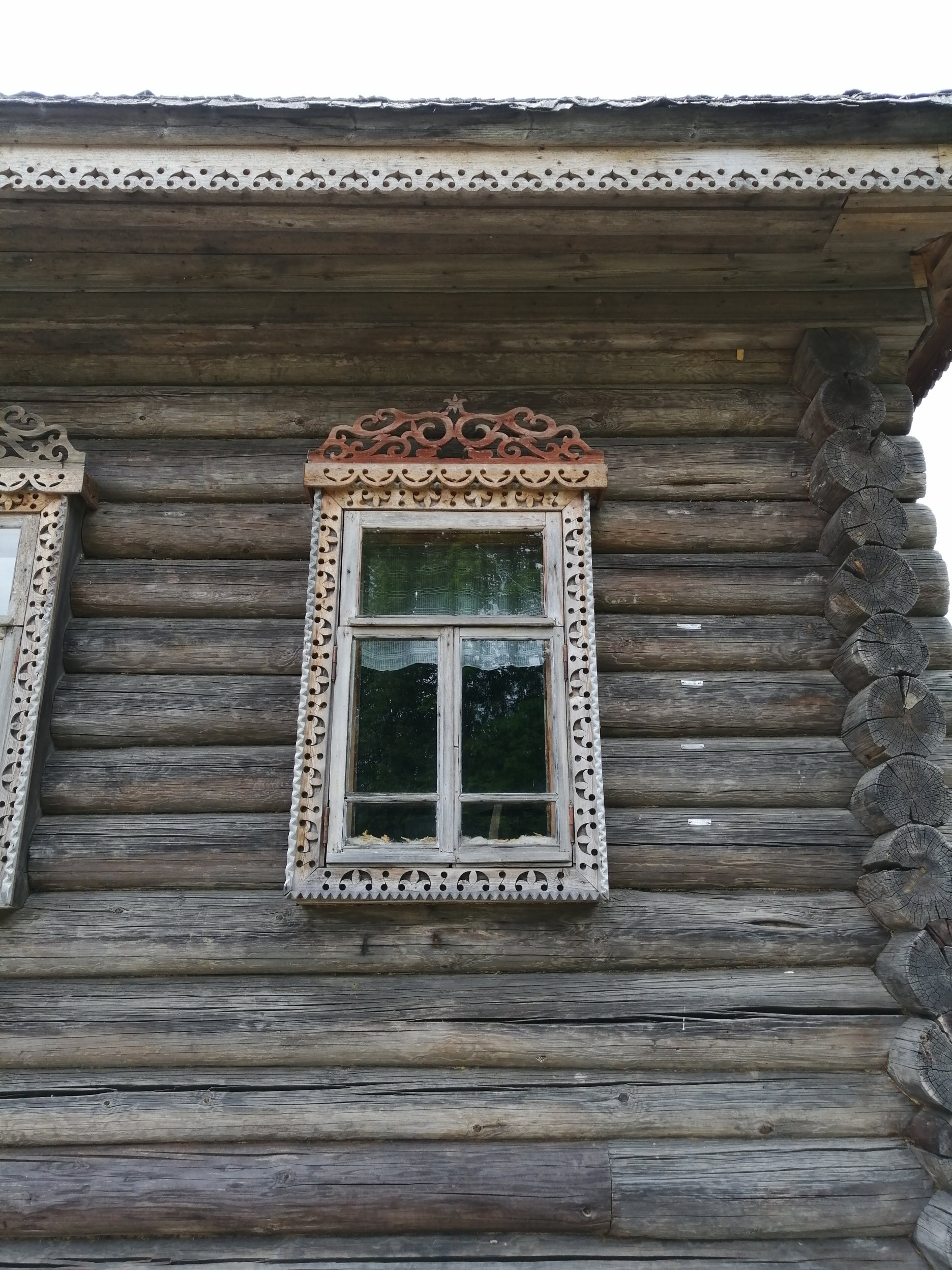 Wooden Lace - Novgorod Russia's early history