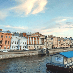First Brits in St. Petersburg - SAFS Specialty Tour