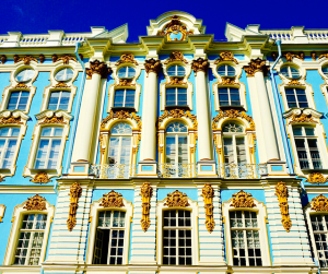 Catherine's Palace Tour