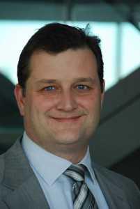 Telekommunikationsspezialist und Verantwortlicher für das M-Wlan: Dr. Ochs von der SWM