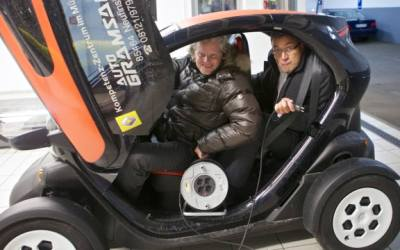 Elektromobilität – Sag was!