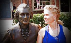 Talking to a statute