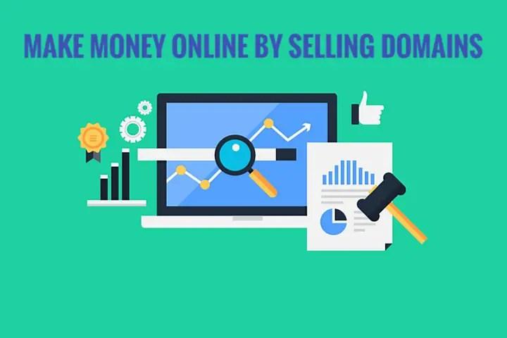 Make Money Online 2021- Selling Domains