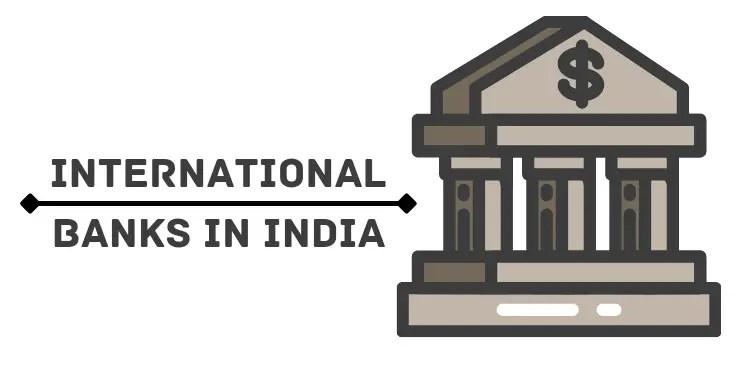 international banks in india