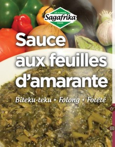 Sauce aux feuilles d'Amarante