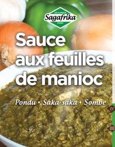 Sauce aux feuilles de Manioc