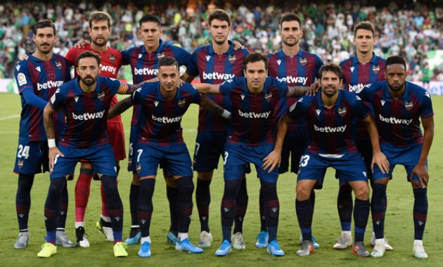 Levante Live Streaming La Liga via Bein Sport