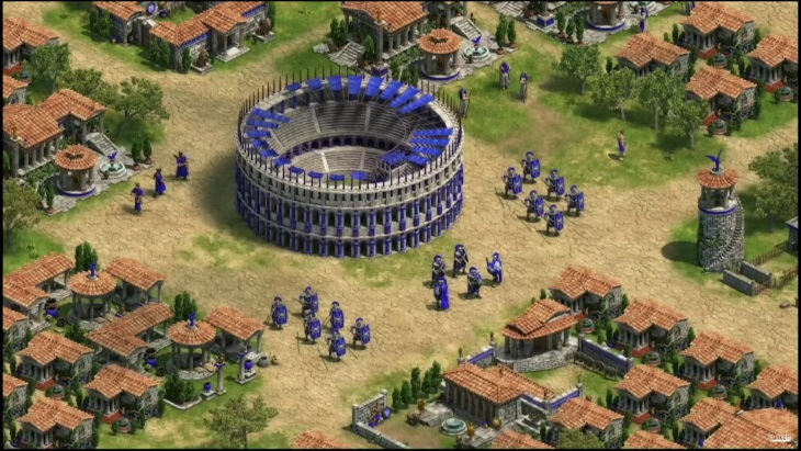 「Age of empires definitive edition」の画像検索結果