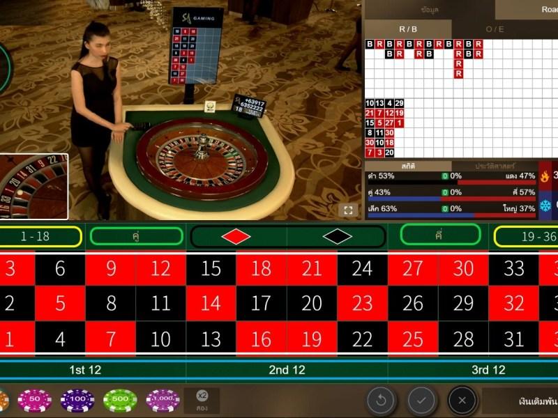 SA Gaming รูเล็ตออนไลน์ เคล็ดลับแทงยังไงให้ได้เงินคืนทุกตา