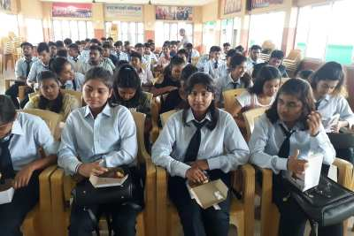 Sagarmatha Secondary Boarding School biratnagar orintation calss 11