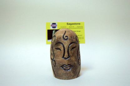 Business card holder,stone display