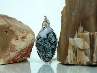 complex gemstone