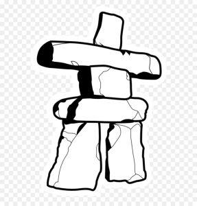 site icon stone figurine