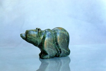 stone mini bear