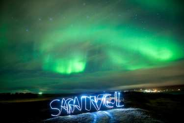 Saga Travel under the Northern Lights