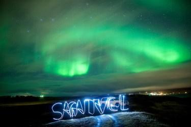 Saga Travel under the Northern Lights