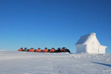 Akureyri Snowmobile Tour