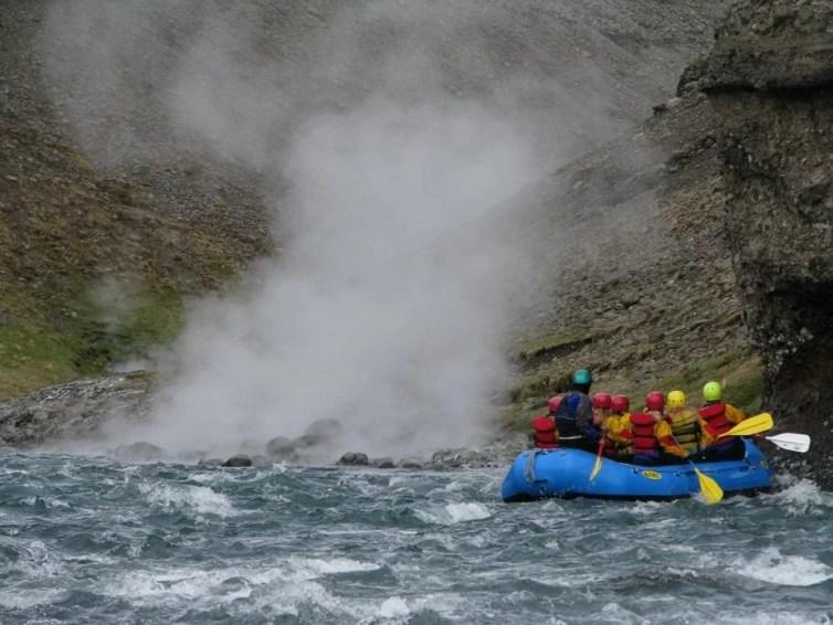 Viking Rafting