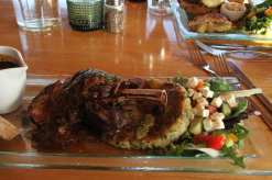Dinner at Vogafjós Restaurant