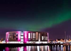 Akureyri Northern Lights