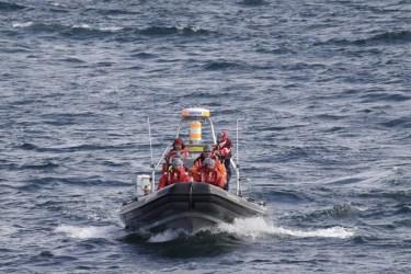 4 RIB boat