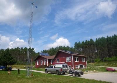 Raum Wind Turbine Service