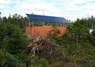 Off-Grid Solar PV for Eastern Passage