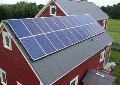 Grid-Tied Solar in Annapolis Valley