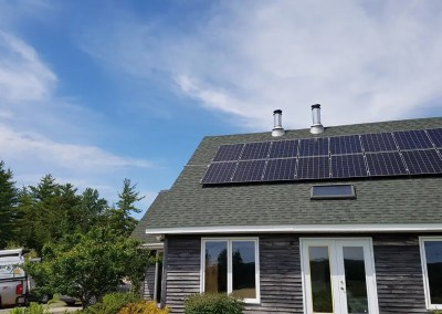 Grid-Tied Solar in Hants County