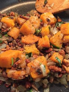 Butternut Squash and other fillings