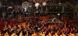 Sage and Savant orchestra